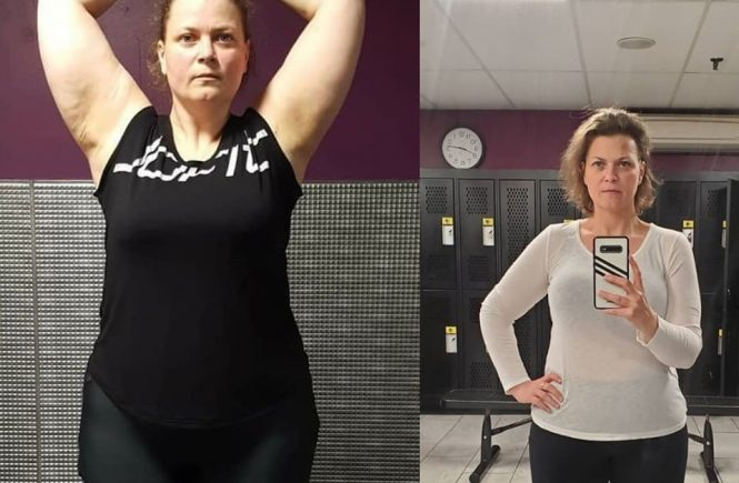 weight loss transformation is a process