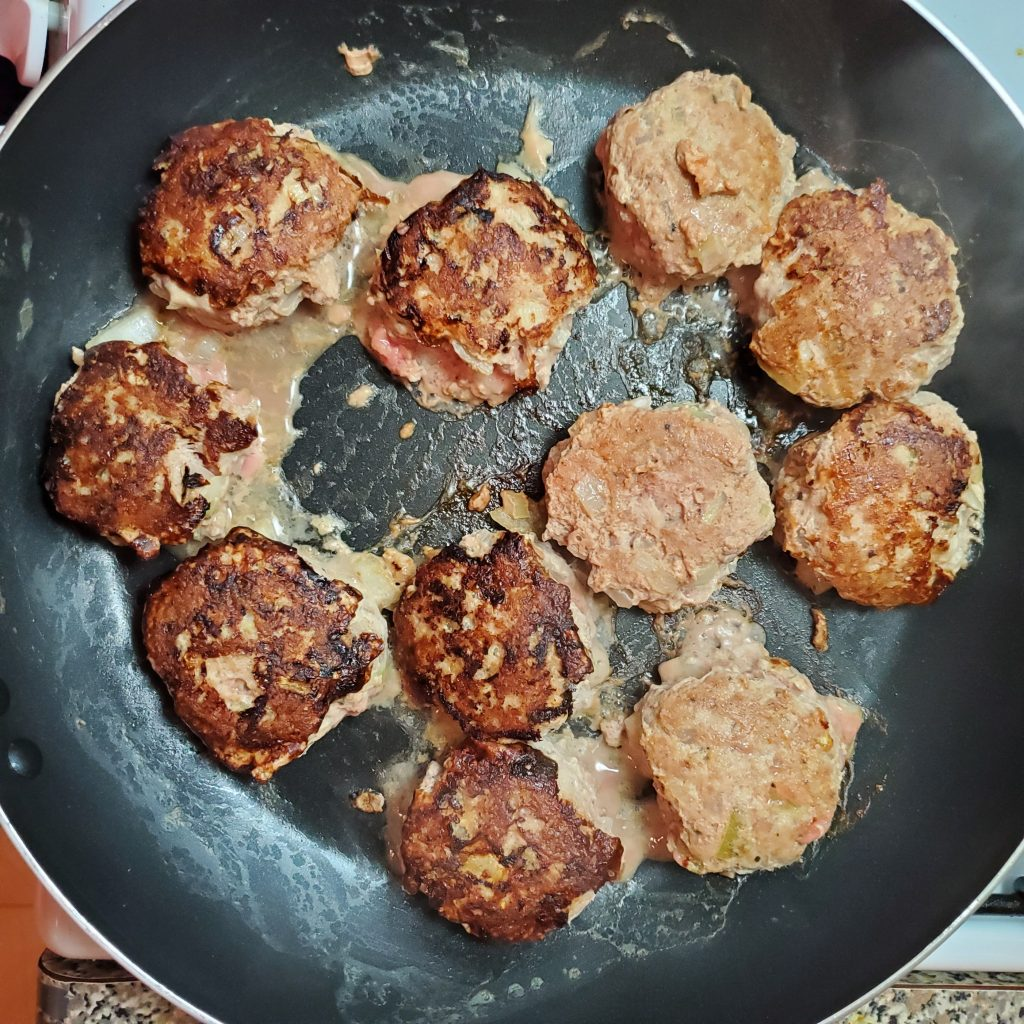 Keto Friendly Danish Meat Balls
